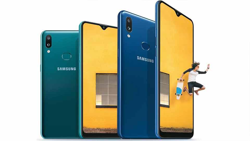 گوشی سامسونگ مدل Galaxy A10s