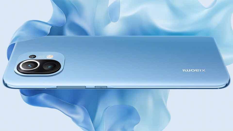 گوشی شیائومی مدل MI 11
